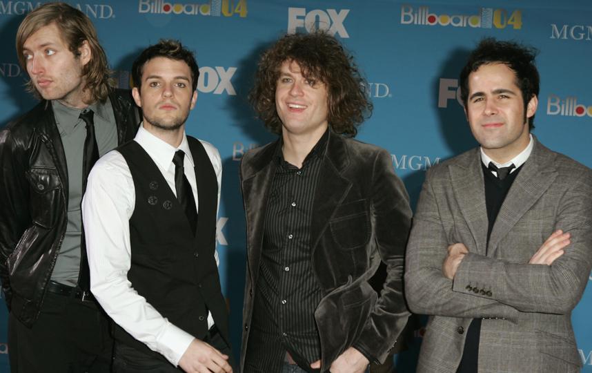 The Killers. Фото Getty