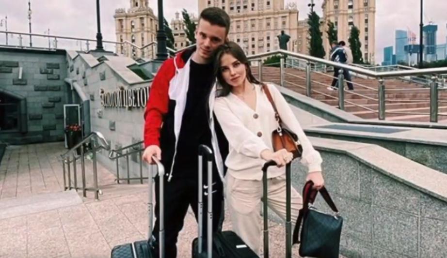 Арсений и Лиана. Фото Instagram