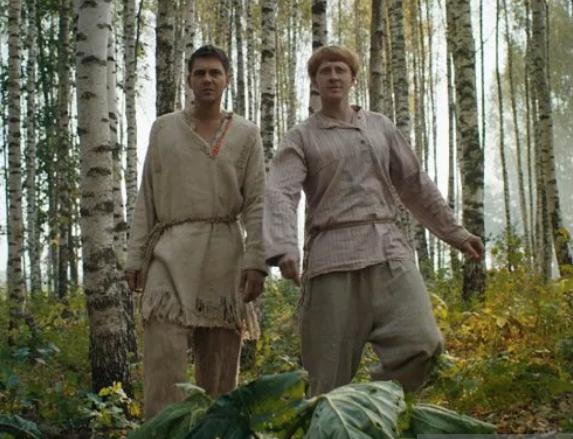 Кадр из фильма «Холоп». Фото Скриншот Youtube