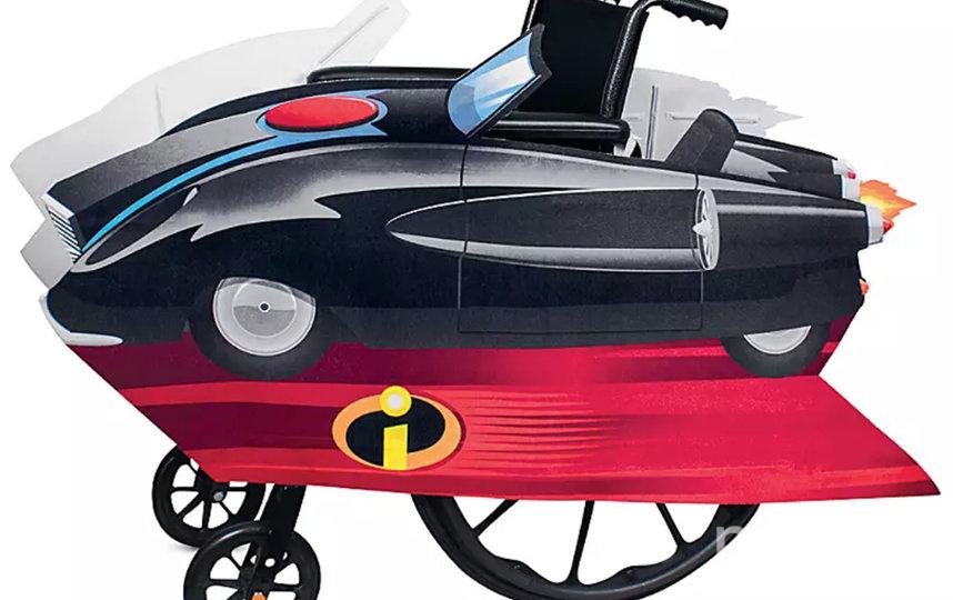 """Пока что к заказу доступны только два варианта – по мотивам мультфильмов """"Золушка"""" и """"Суперсемейка"""". Фото Disney"""