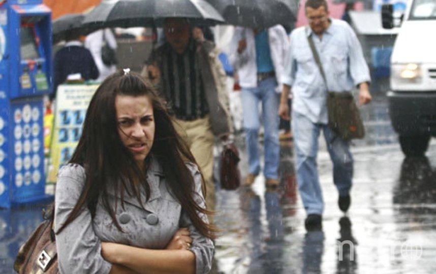 Погода летом была часто дождливая. Фото Getty