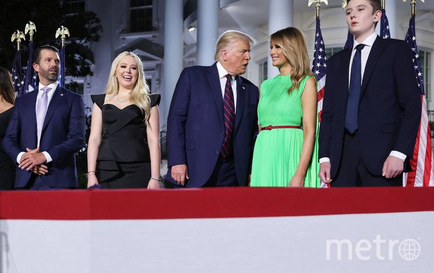 Встреча в Белом доме прошла 27 августа. Фото Getty