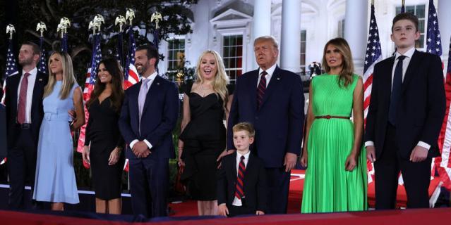 Встреча в Белом доме прошла 27 августа.