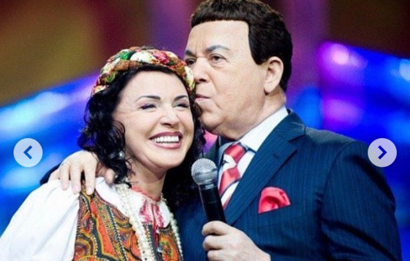 Иосиф Кобзон и Надежда Бабкина. Фото Instagram @ngbabkina, РИА Новости