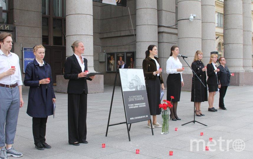 За два года было прочтено 37974 имени погибших из известных 850 000 имен. Фото Предоставлено организаторами
