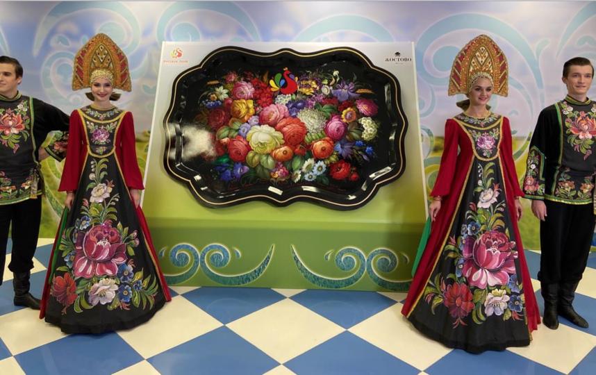 Девятый межрегиональный творческий фестиваль славянского искусства впервые прошел в онлайн-формате. Фото Тамара Эристави