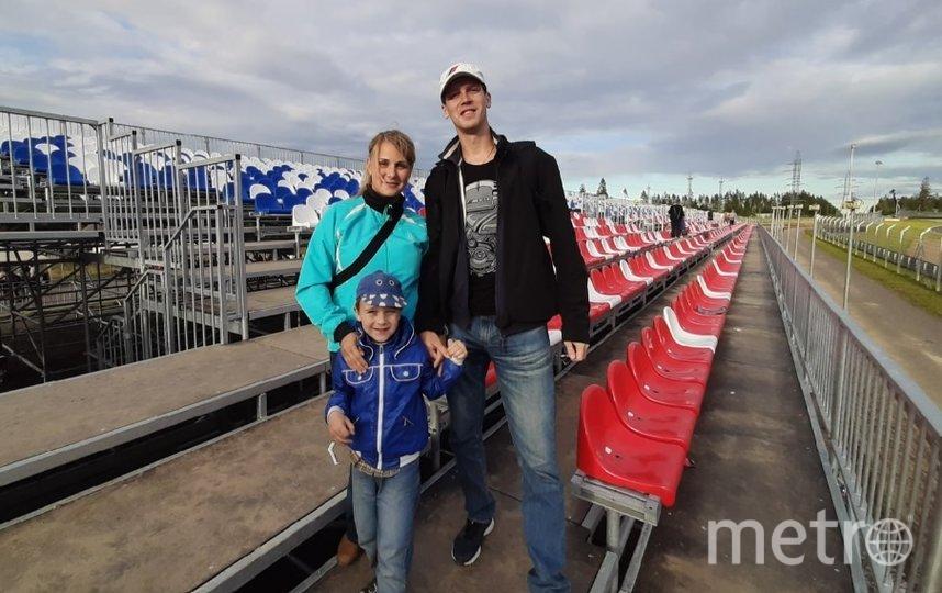 """На третий этап RDS GP приезжают семьями. Фото Майя Бондарь., """"Metro"""""""