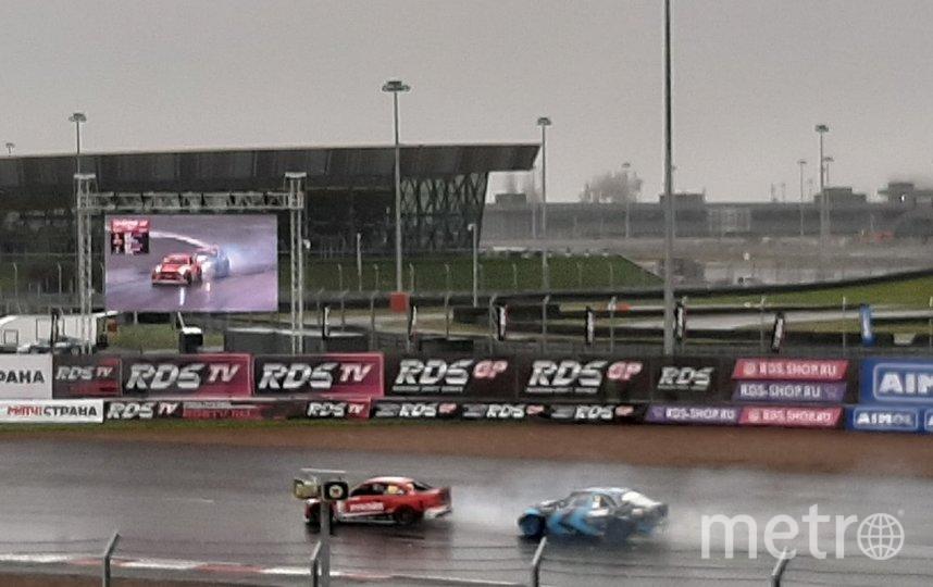 Под Петербургом прошел третий этап Гран-при российской дрифт-серии-2020. Фото Майя Бондарь.