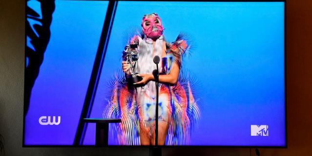 Вручение премий MTV VMA-2020 проходило без зрителей.