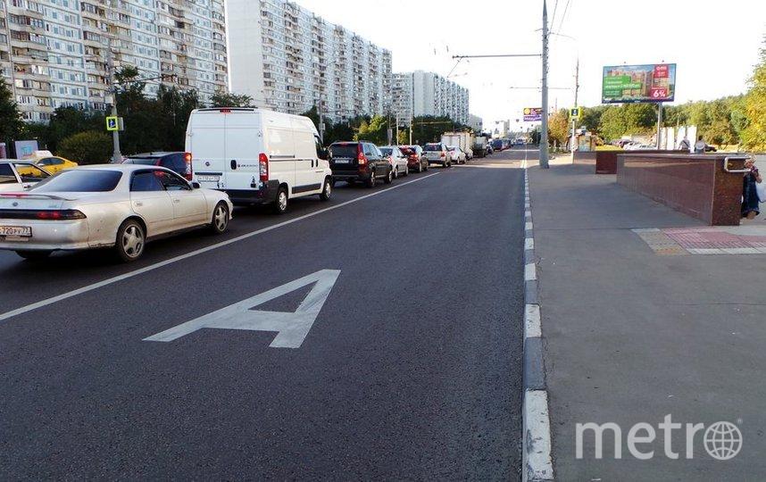 """Все выделенные полосы в городе скоро заработают круглосуточно. Фото АГН """"Москва"""""""