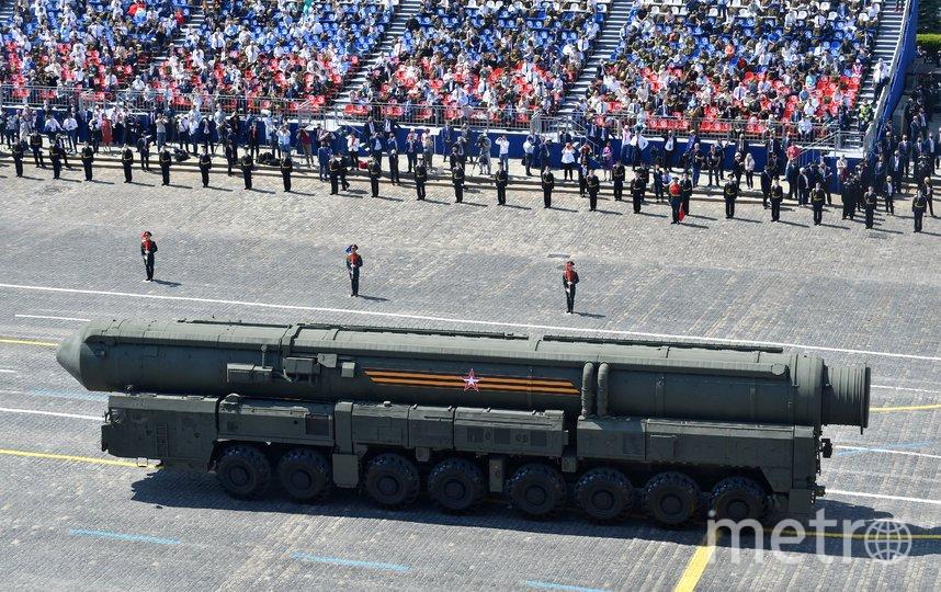 Военные расходы России в 2019 году заняли 5-е место в мире, составив 65,1 миллиарда долларов. Фото Getty