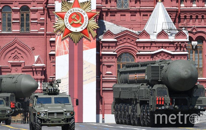 """По мнению экспертов, у Москвы есть сильное желание сохранить свой статус ядерной """"сверхдержавы"""" и сохранить паритет ядерных арсеналов с США. Фото Getty"""