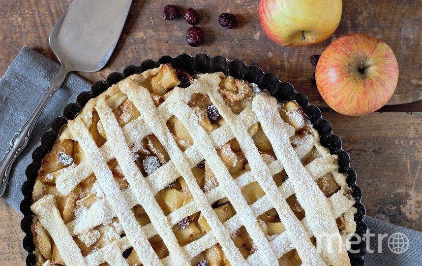 Начало осени – время для яблочных пирогов. Фото pixabay.com, архивное