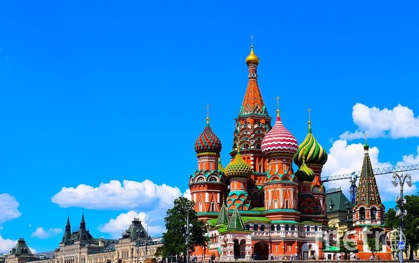 """На платформе Russpass появился видеогид """"Москва в деталях"""". Фото pixabay.com"""
