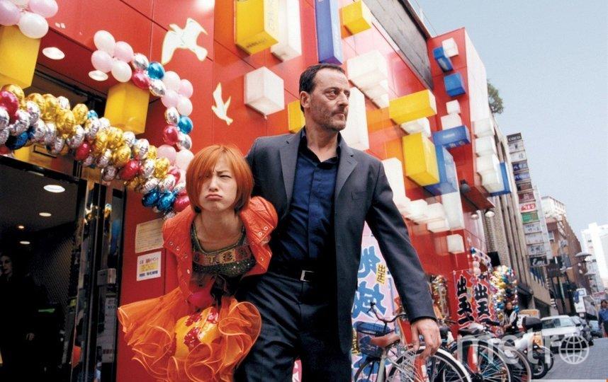Жан Рено опоздал с воспитанием дочери в фильме «Васаби». Фото Sony / Columbia, kinopoisk.ru