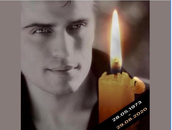 Срегею Вязовскому было 47 лет. Фото https://www.facebook.com/kristallin.sergey.irina/posts/165768045120487