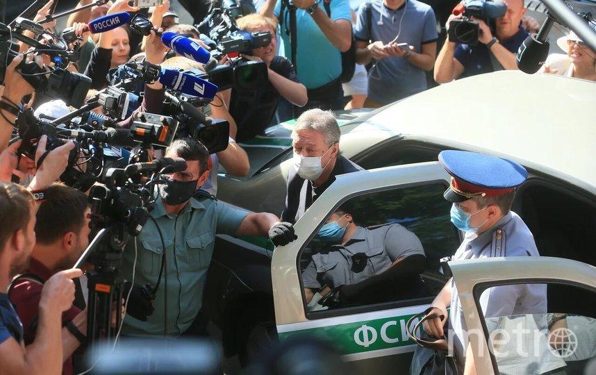 Михаил Ефремов. Фото Василий Кузьмичёнок