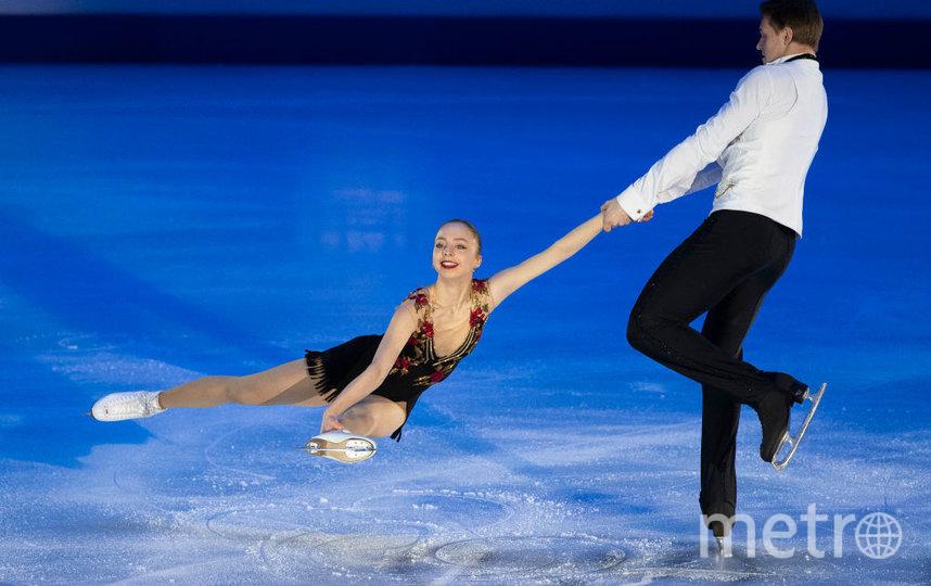 Бойкова и Козловский. Фото Getty