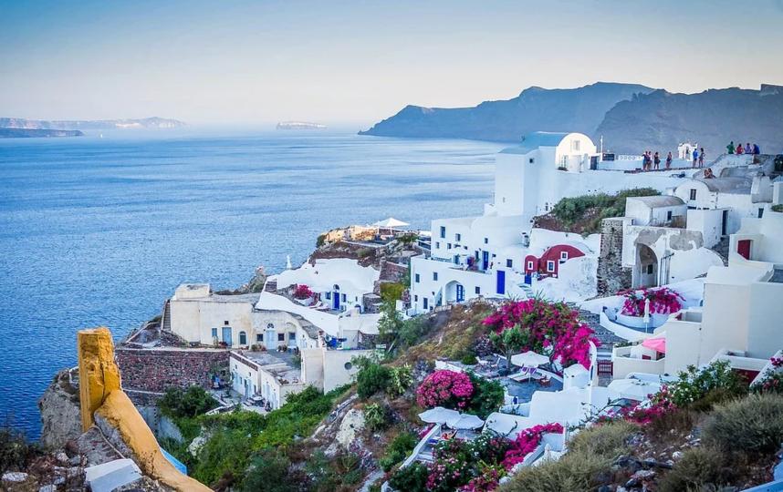 Греция одна из немногих стран ЕС, которая выдает россиянам туристические визы. Фото pixabay.com