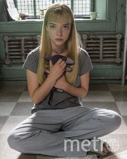 "Аня Тейлор-Джой в роли мутанта. Фото ""Дисней Студиос"""