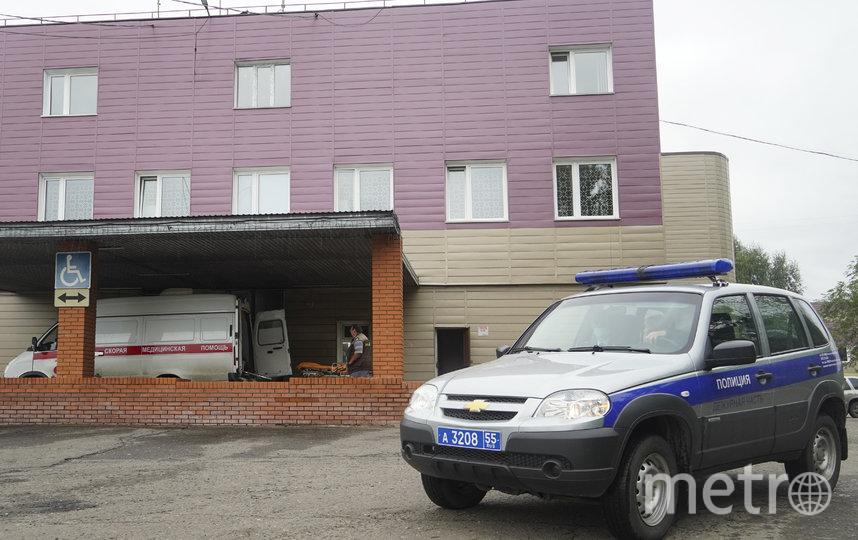 В настоящее время Алексей Навальный находится в клинике Charite в Берлине. Фото AFP