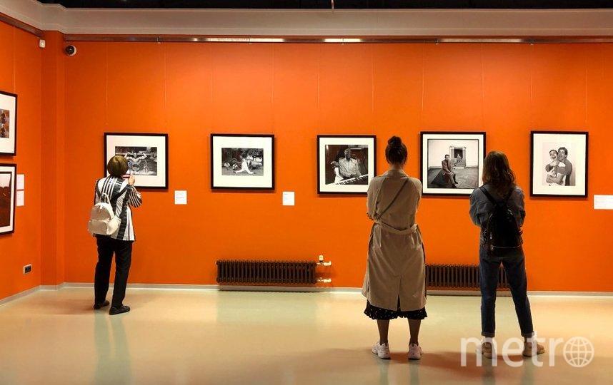 """Первый музей современного искусства в Санкт-Петербурге. Фото https://vk.com/erarta, """"Metro"""""""
