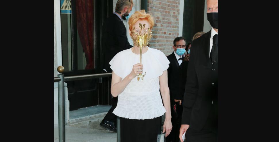 Тильда Суинтон. Фото Getty