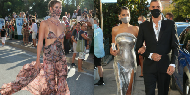Слева - модель Тейлор Хилл.