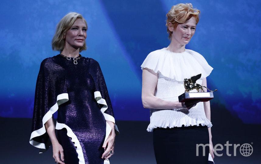 Кейт Бланшетт и Тильда Суинтон. Фото Getty
