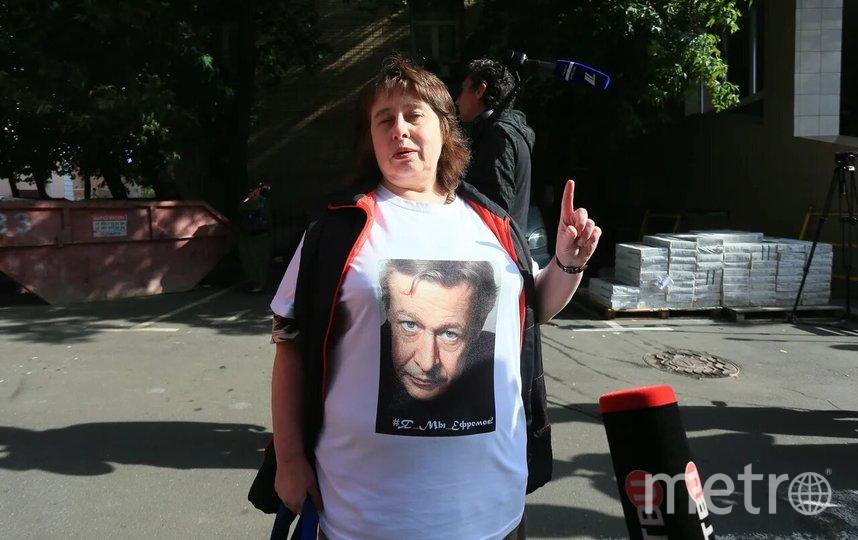 В Пресненском суде начались прения по делу о ДТП с участием Ефремова. Фото Василий Кузьмичёнок
