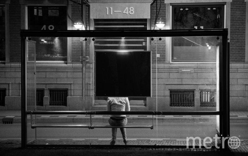 """В рамках перехода на новую модель транспортного обслуживания пассажиров в Петербурге появятся более 4 тысяч """"интеллектуальных остановок"""". Фото pixabay.com, """"Metro"""""""