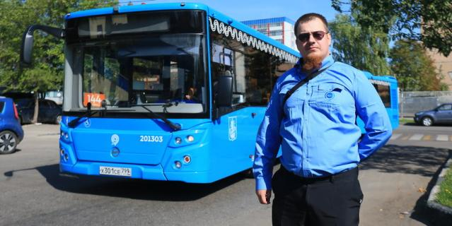 Во время режима самоизоляции Кирилл продолжал возить людей на работу и с работы.