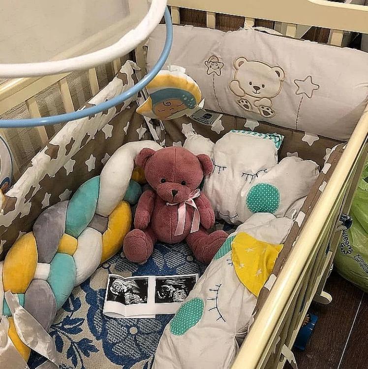 На приданое для своей дочурки Маша зарабатывала сама. Фото Instagram