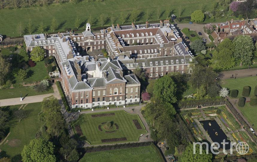 Недалеко от дворца принца Уильяма и Кейт Миддлтон обнаружено тело. Фото Getty