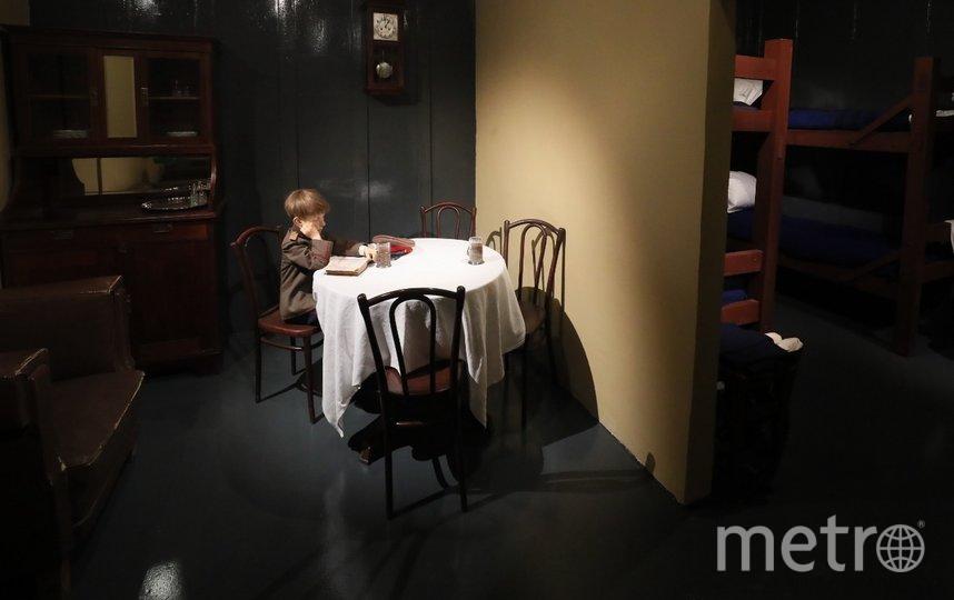 Александр Беглов поддержал инициативу сотрудников музея по расширению экспозиции. Фото пресс-служба Администрации Санкт-Петербурга | www.gov.spb.ru
