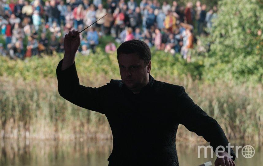 """""""Дым над водой. От классики до рока"""". Фото Алена Бобрович, """"Metro"""""""