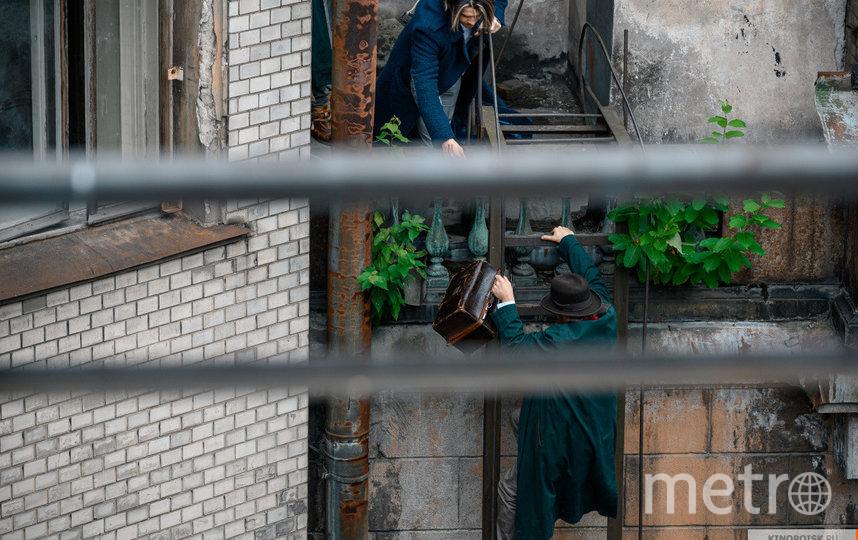 """Кадр из сериала """"Шерлок в России"""". Фото START, kinopoisk.ru"""