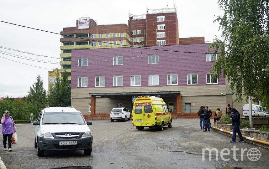 Алексей Навальный проходит лечение в клинике Charite в Берлине. Фото AFP