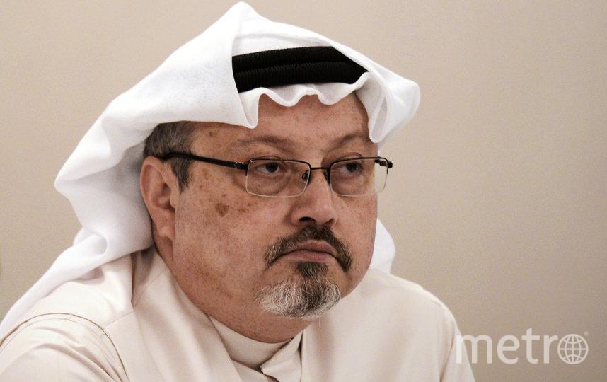 Джамаль Хашкаджи. Фото AFP