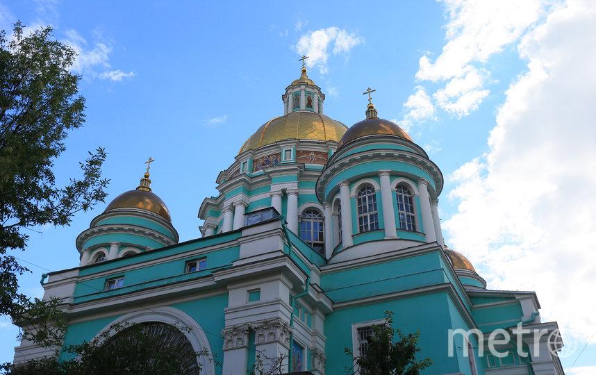 Богоявленский собор в Елохове. Фото Василий Кузьмичёнок