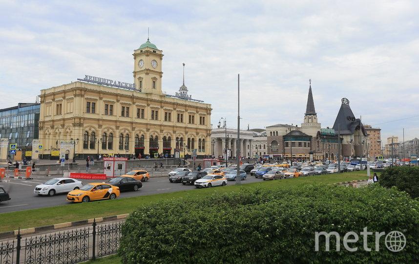 Первый московский вокзал. Фото Василий Кузьмичёнок