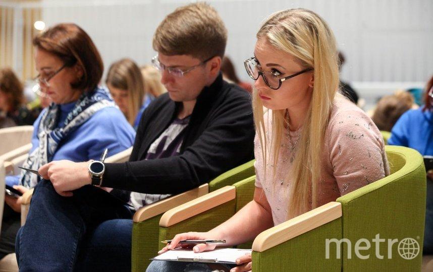 """В последние годы большую популярность приобрела акция «Тотальный диктант», где любой может проверить свою грамотность. Фото АГН """"Москва"""""""