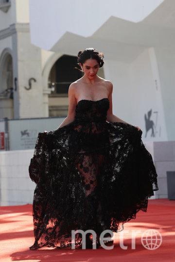 Красная дорожка кинофестиваля в Венеции. Stella Sabbadin. Фото Getty
