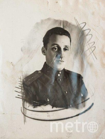 """Лев Шенявский служил в инженерных войсках. Фото из личного архива Юрия Шенявского, """"Metro"""""""