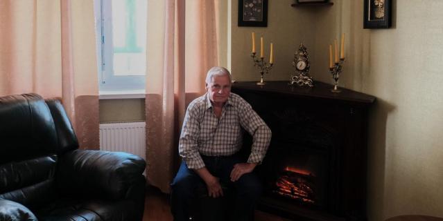 Юрий Шенявский 44 года работал в газовом хозяйстве, газифицировал районы города и Ленобласти .