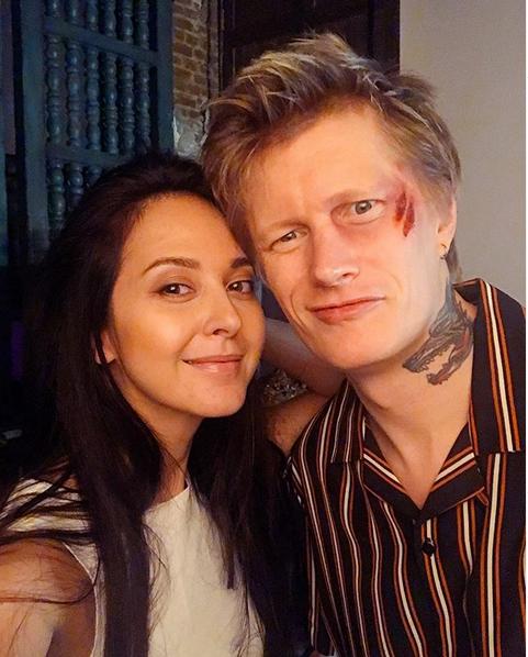 Антон Лиссов и Анжелика Иванова. Фото скриншот: instagram.com/angeliquuu/