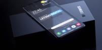 Samsung запатентовал полностью прозрачный смартфон