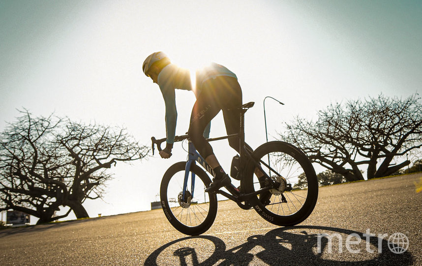 """Всероссийские соревнования по велосипедному спорту на треке пройдут в центре велоспорта """"Локосфинкс"""". Фото Getty"""