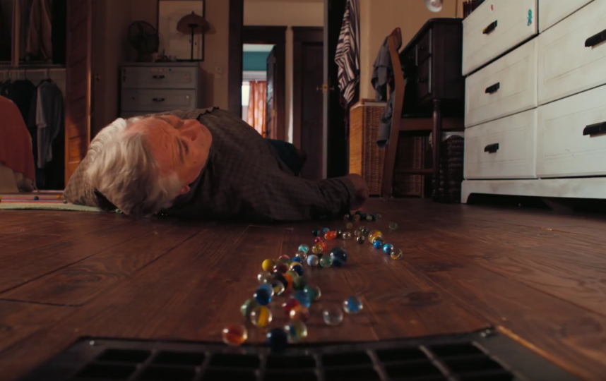 "Кадр из трейлера ""Дедушка НЕлегкого поведения"". Фото Скриншот Youtube"
