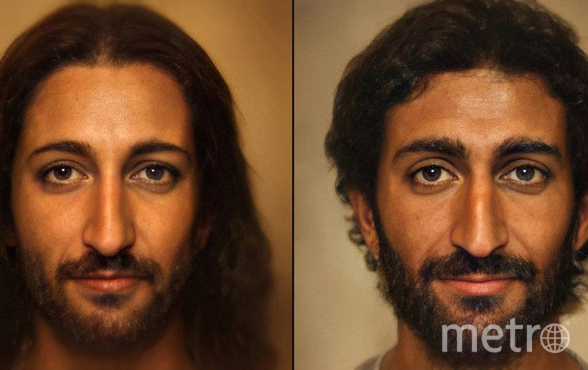 Бас Утервейк создал две версии Спасителя: с длинными и короткими волосами. Фото Instagram @Ganbrood